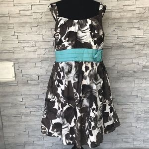 Maurices Floral Summer Dress; size 20